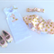 Gorgeous Pink with Gold Spots Set - Skirted Bloomers + No 1 singlet + headband