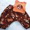 New Born-Monkey Business Harem Pants & Appliqued Singlet