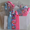 10 x 3 Ariel (the little mermaid) birthday party favour pack