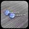 Cornflower Dream: Small Bobby Pins