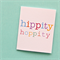 10 Easter cards, tags or mini cards, gift tags hippity hoppity