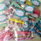 18 x 3 Disney Princess Birthday Party Favor Variety Packs FOE Elastic Hair Ties