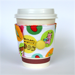 Coffee Cup Cuff/ Cosy - New York Icons
