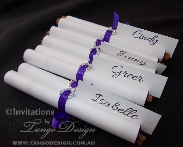 Birthday scroll invitations choice image baby shower invitations ideas scroll birthday invitations idealstalist filmwisefo