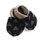 Black Triangle Baby Shoes