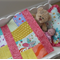 Blanket and Pillow Set - Doll, Bear or Softie