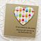 love card my favourite one ice cream valentine's day anniversary