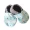 Scandinavian Floral Print Baby Shoes