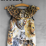 ' Roar of the Jungle' Dress