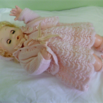 Baby Born/Reborn Doll Clothes set or Premature Baby size/ 5 piece set