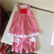 size 2 girls top and bloomers set