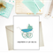 BLUE VINTAGE PRAM (BUB06)