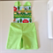 Boys short summer overalls, with extra studs in straps to allow for growth