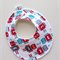 DRIBBLE BIB - Buy 3 get the 4th one FREE - radio Robots cool trendy classic