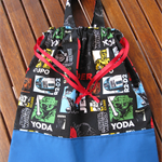 Star Wars Library/Carry Bag