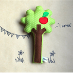 Apple Tree Rattle