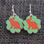 Easter Rabbits ~ Earrings