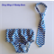 Baby boy nappy cover and tie set size 1