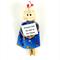 Dolly Peg Fridge Magnet Peg Doll - Nannas link the past to the future.