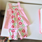 Lovely size 2 girls top and bloomers set.