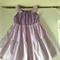 Lavender tiered dress size 4