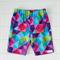 Boys Cotton Shorts Geometric Multi Coloured Triangle Design Size 4-6