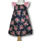 SIZE 1 Navy Roses Dress