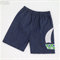 Boy's Denim Shorts with Sailboat Applique - Size 7