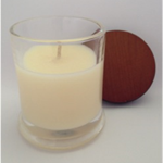 Hand poured natural Soy candle, 260g, approx. 45 hour burn time.
