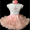 Baby Girl 1st Birthday Outfit...1st Birthday Tutu...Cake Smash Outfit...Baby Tut