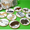 Australian animals wooden memory match game - wooden toy - educational game