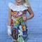 Girls Peasant Dress Size 4