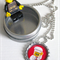 Lego Man Necklace and Trinket Box