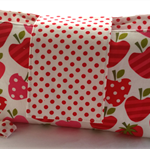 Nappy Wallet Clutch - Strawberry & Spots - Suit Girls - Medium