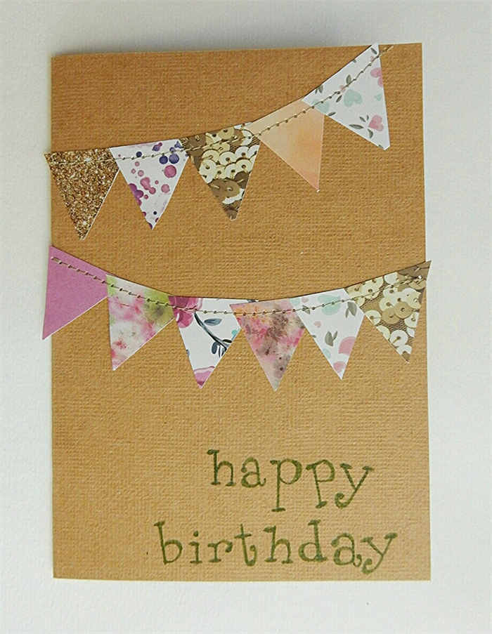 Wedding Gift Card Australia : Birthday / wedding / baby shower / engagement / bunting card and gift ...