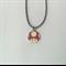 Mario Mushroom Charm Necklace