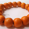 Driftwood - Orange Bracelet