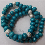 Driftwood - Turquoise Stackers