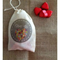 Valentine's day muslin/cotton bags
