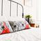 Alice in Wonderland Cushion Cover – 25x55cm, oblong, children's throw pillow
