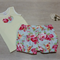 Baby Bloomers Set - Bloomers & Matching Singlet - Gorgeous Vintage Rose - Size 0