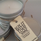 Luxurious Soy Candles, 35 Hours