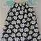 Girls Navy Elephant Dress with Triangle Flutter Sleeves Size 0