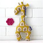 giraffe toy   softie   baby gift