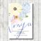 SONYA printable custom invitation