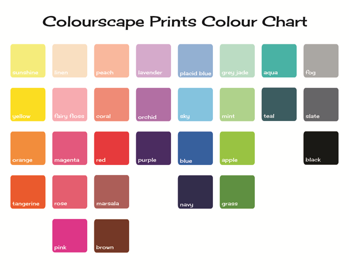 Shapes Poster Print Nursery Print Geometric Shapes Kids