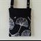Cross Body/Shoulder Bag in black and white