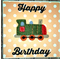 Hand Made Boys Birthday Card