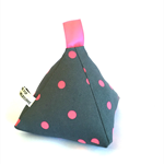 Doorstop pyramid shape