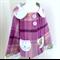 Vintage Wool Jacket | Lilac